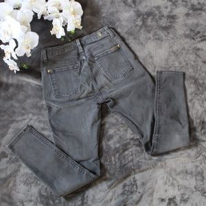 🌺NEW LISTING🌺 7 for all mankind high waist jeans